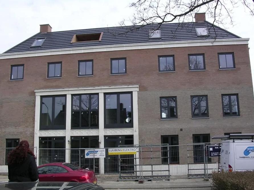 Transformatie verbouw bedrijfspand naar appartementen voor